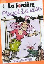 La Sorcière Du Placard Aux Balais : sorcière, placard, balais, Sorcière, Placard, Balais, Marluuna
