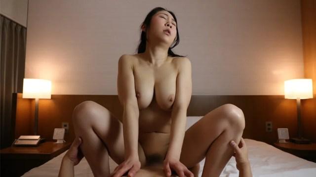 【モザイク除去】No.1126 滝澤 美穂 蒼い再会