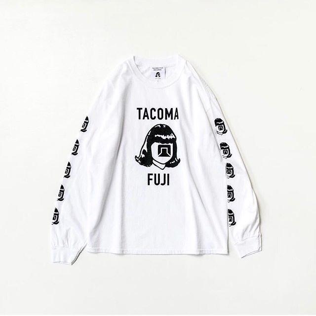 TACOMA FUJI RECORDS / TACOMA FUJI LOGO MARK (LS...