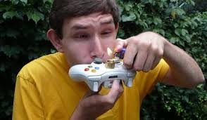 Better At Games After Smoking Weed?