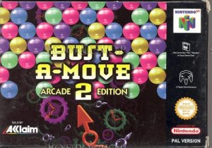 Bust a Move 2 Arcade Edition