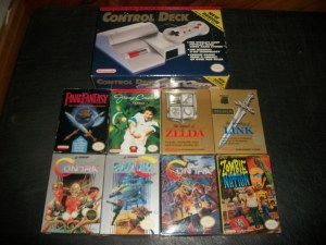 Retro Game Collecting