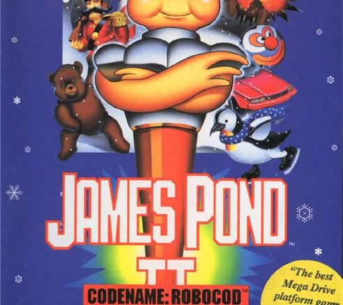 James Pond 2
