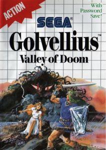Golvellius: Valley of Doom