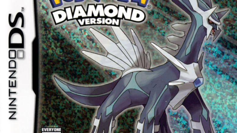 Pokemon Diamond and Pearl