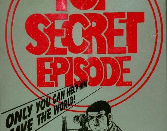 Top Secret Episode