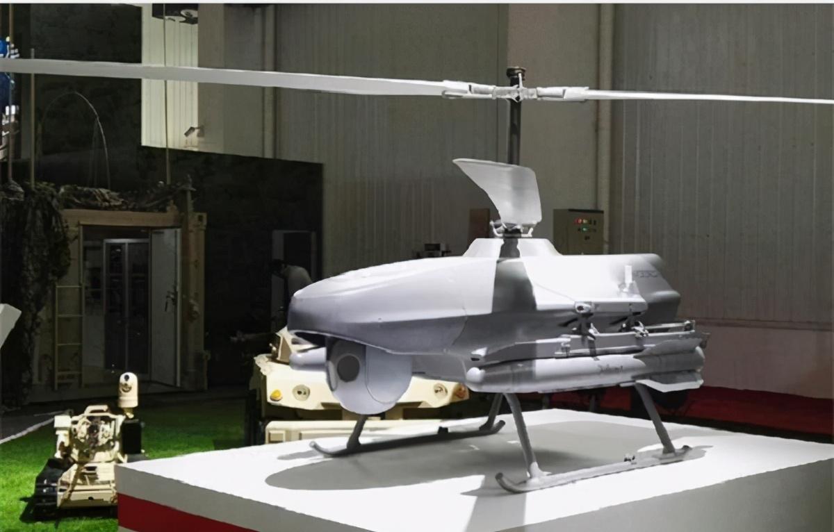世界軍事論壇 - 國產金雕無人直升機成功 可以在戰場大顯身手 zt