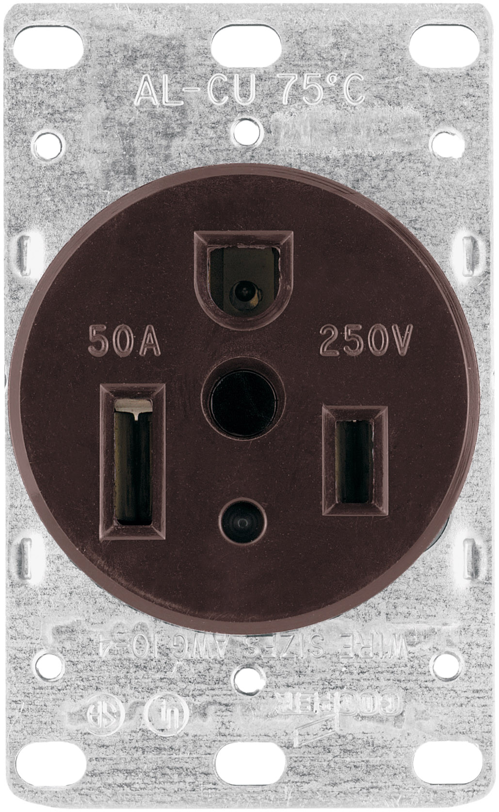 hight resolution of  wire grounded power receptacle tap to expand