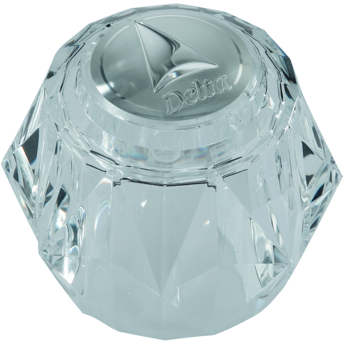 Delta Faucet Rp2392 Tub And Shower Replacement Faucet Knob Clear