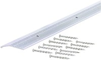 MD Building Products 78071 A834 F Carpet Trim 1-3/8 Inch ...
