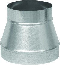 Imperial Manufacturing GV1269 Stovepipe Reducer Increaser