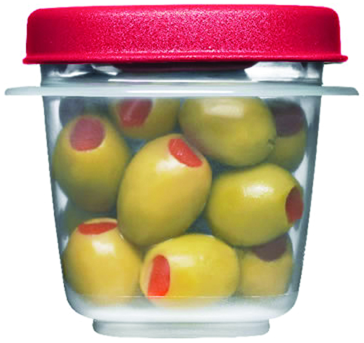 rubbermaid home 2049347 easy find lids food storage 4 ounce pack of 2
