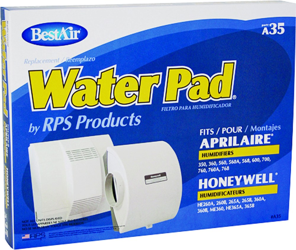 medium resolution of best air a35 furnace humidifier water pad fits aprilaire tap to expand