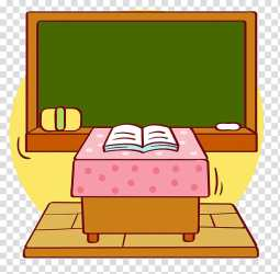School Chair Classroom Arbel Teacher School Lectern Education Cartoon transparent background PNG clipart HiClipart