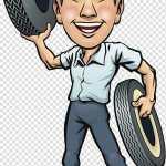 Road Car Flat Tire Motor Vehicle Tires Roadside Assistance Automobile Repair Shop Drawing Auto Mechanic Transparent Background Png Clipart Hiclipart