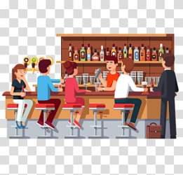 Classroom Bar Restaurant Pub Wine Beer Cocktail Bartender transparent background PNG clipart HiClipart