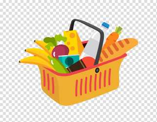 Supermarket Grocery Store Delicatessen Shop Food Online Grocer Shopping Cart Organic Food transparent background PNG clipart HiClipart