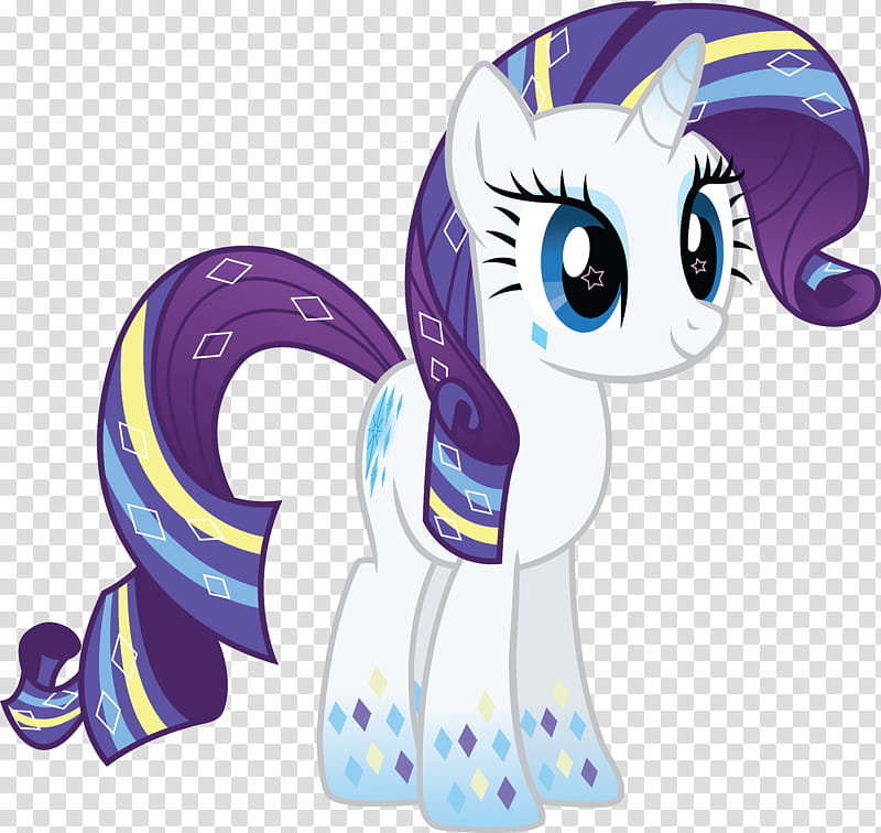 Rainbow Power Rarity My Little Pony Rarity Transparent Background Png Clipart Hiclipart