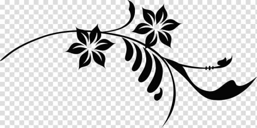 Floral frames transparent background PNG clipart HiClipart