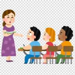 Cartoon School Kids Student School Education Learning Teacher Auslandsstudium International Student transparent background PNG clipart HiClipart