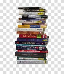 stack of books transparent background PNG clipart HiClipart