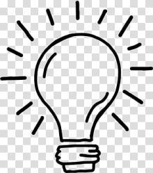 Light Bulb Logo Gift Cnki Lamp Gratis Cartoon Curve transparent background PNG clipart HiClipart