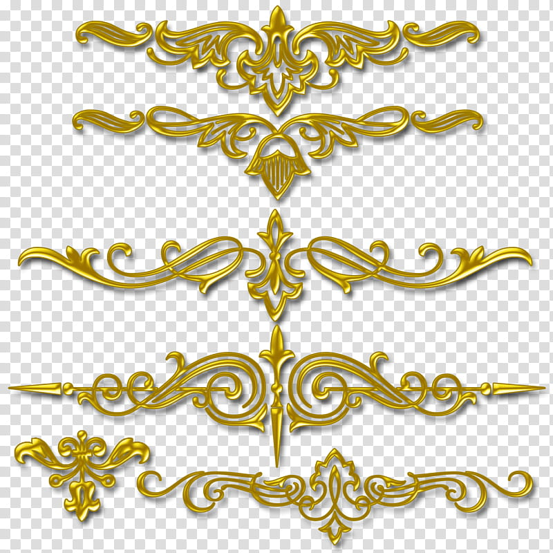 diza decorative element five