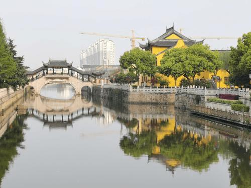 江蘇投資10億重修古鎮,已有3000多年歷史,被稱江南第一古鎮