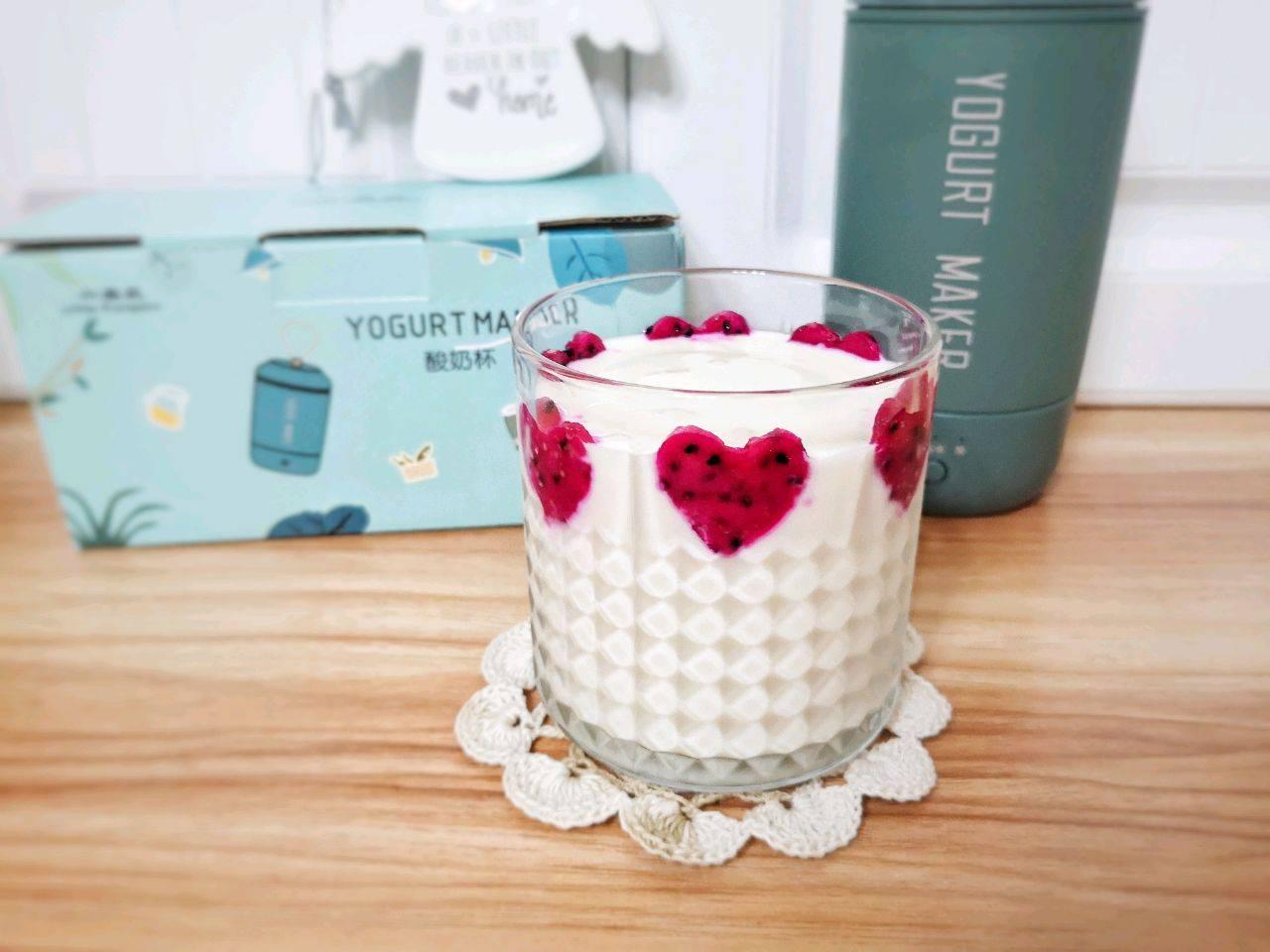 原創  【無糖原味酸奶】的做法+配方,夏天的味道、無添加更健康!