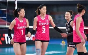 天津女排全运会开局良好,广东恒大大连队三回合重返北京_陈佩妍