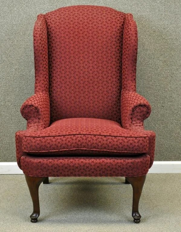 queen anne wing chair plans for adirondack template thomasville