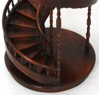Fancy Spiral Staircase Collectors Stand : Lot 54