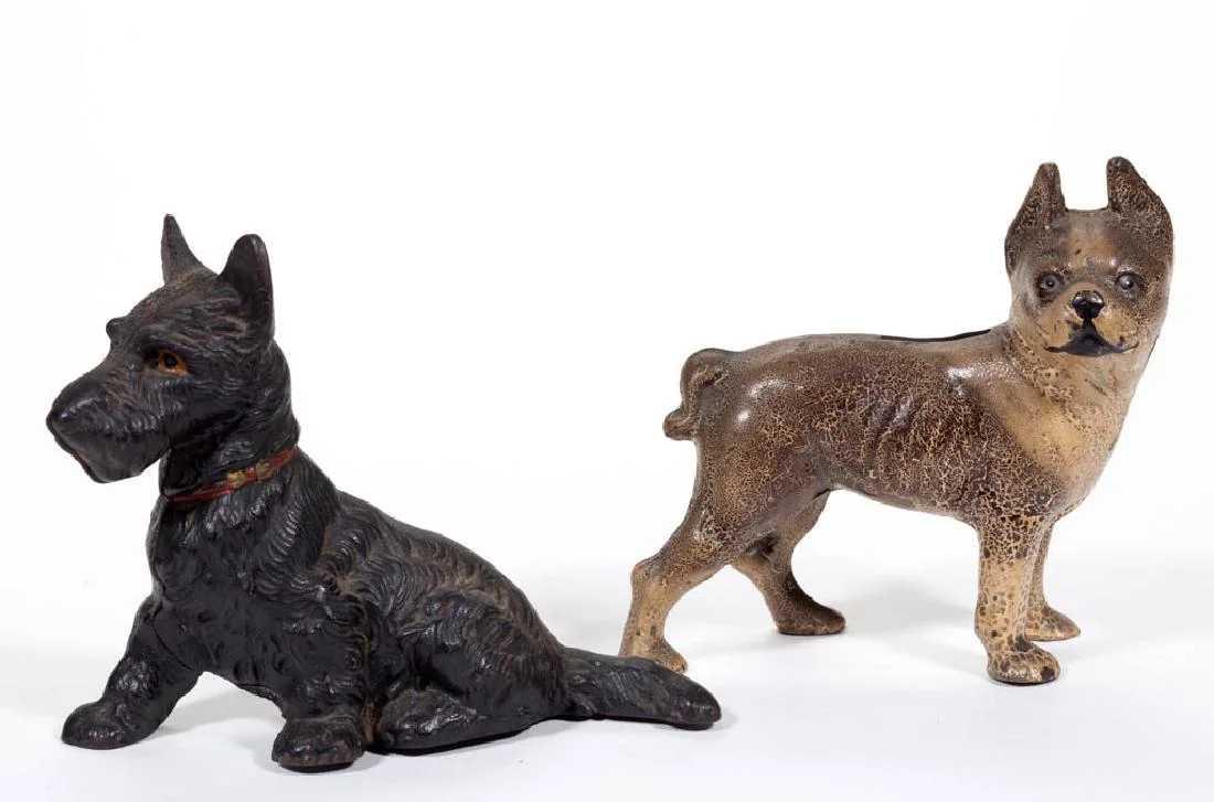 Vindex Toys Dog Bank