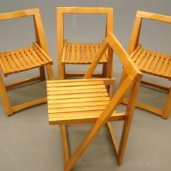 Folding Chair Auction Alite Monarch Canada 577 Mid Century Chairs