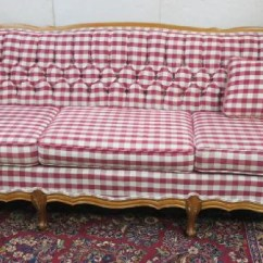 Colonial Wingback Sofas Futon Sofa Bed Under 100 Style Button Tufted Wing Back