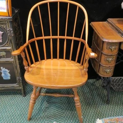 stickley leopold chair for sale hanging kmart 1958 windsor arm see sold price