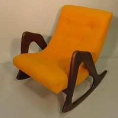 Adrian Pearsall Rocking Chair Toddler Table Chairs 149 Mid Century
