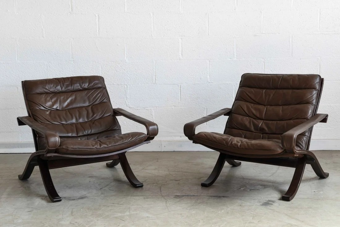 Safari Chairs Ingmar Relling For Westnofa Flex Safari Chairs On Liveauctioneers