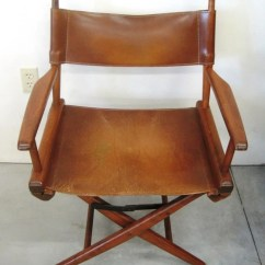 Leather Directors Chair Cover Hire Online Vintage Director S