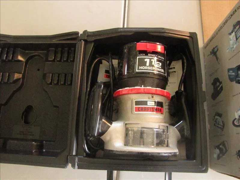 Craftsman Router 31517492