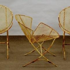 Orange Slice Chair Danish Design Vintage Tempestini Chairs