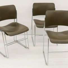 David Rowland Metal Chair Big Boy Chairs Uk Prices 48 Auction Price Results Set 4 40 Stacking
