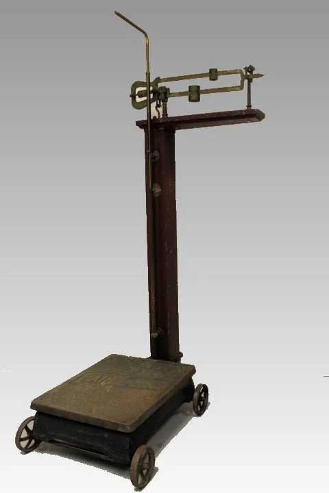 Antique Fairbanks Scales Value