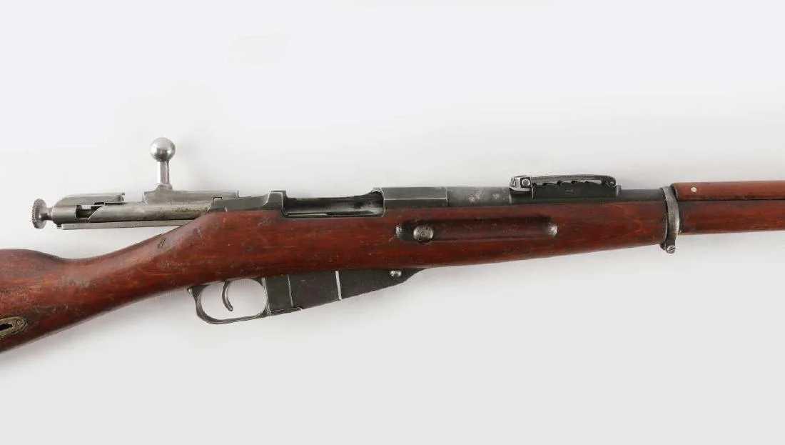US REMINGTON MADE M1891 MOSIN NAGANT RIFLE. 1916