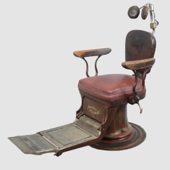 Antique Dentist Chairs Powder Room Chair Peerless Harvard Height 42 Inches