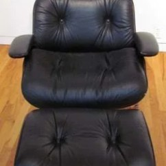 Selig Eames Chair Mission Arm 365 Style Lounge And Ottoman