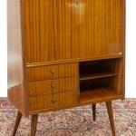 Italian Mid Century Modern Secretary Desk Jun 27 2020 Austin Auction Gallery In Tx