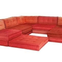 Roche Bobois Mah Jong Modular Sofa Preis Narrow End Table At