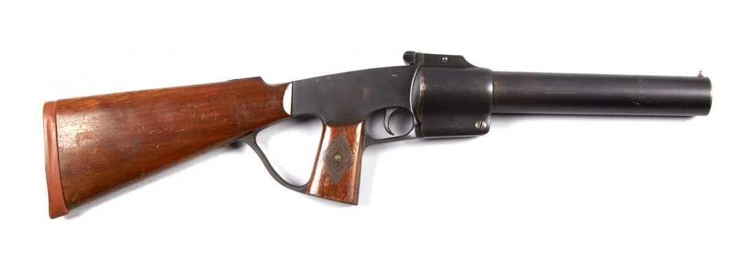 Federal Gas Riot Gun.