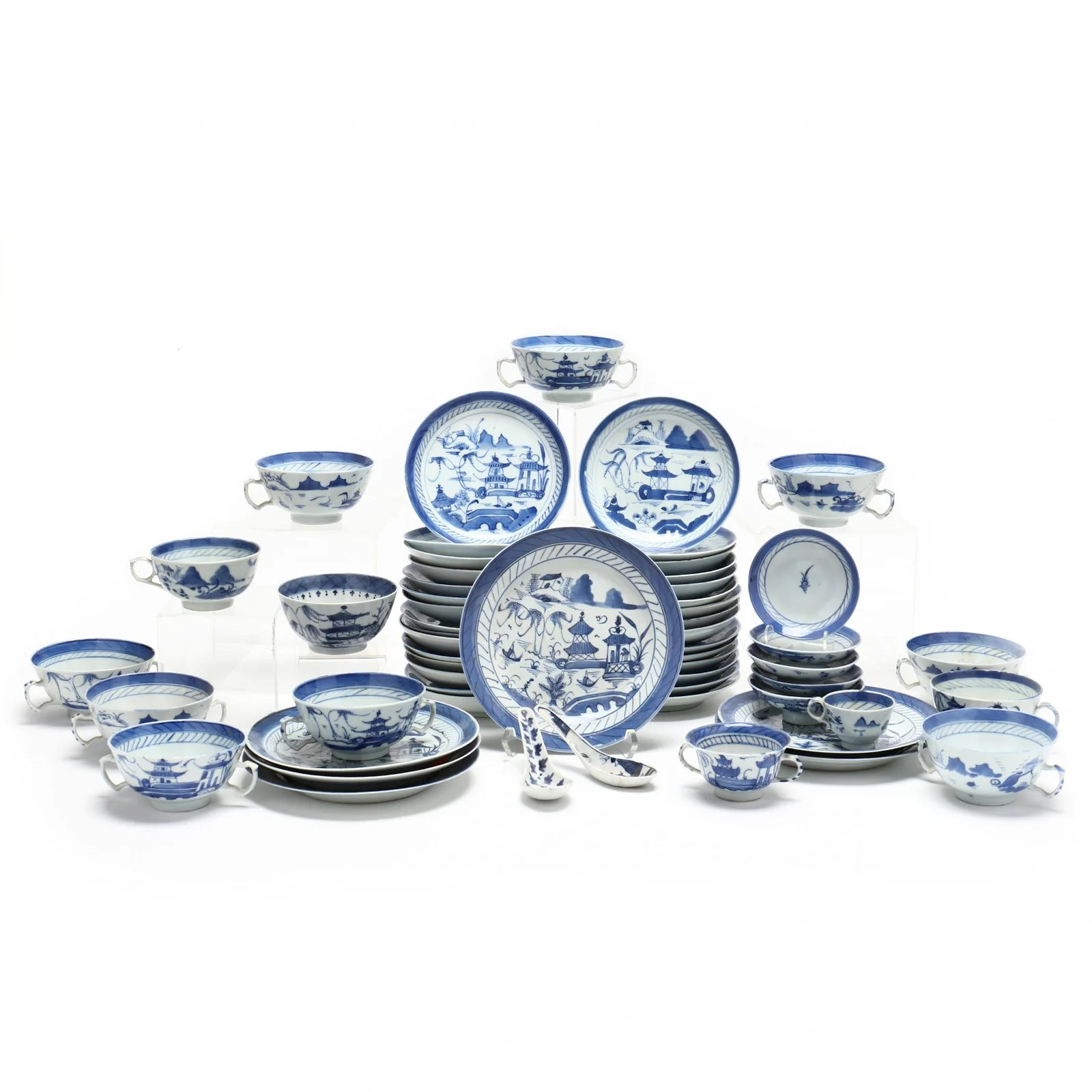 Chinese Canton Export Porcelain (56)